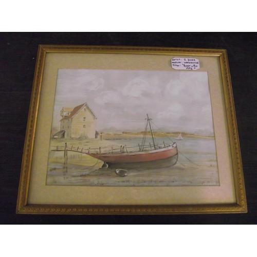 484 - Watercolour by S Duke