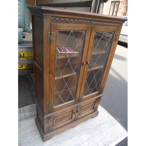 775 - Old charm bookcase...