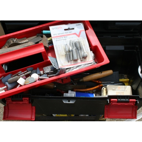19 - Toolbox and contents...