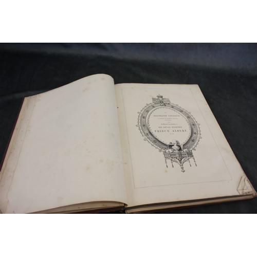 2 - A volume of the Great Exhibition catalogue, 1851,