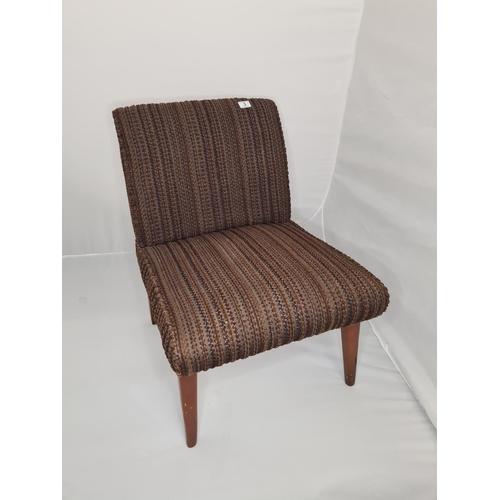 3 - Low Slung Mid Century Chair...