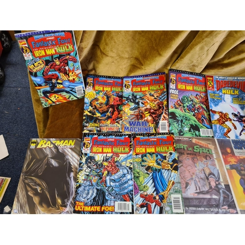 14 - Lot of Vintage Marvel Comics...