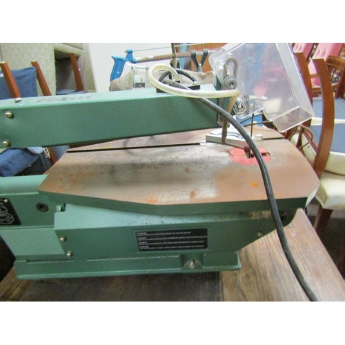 51 - GRINDING WHEEL, TILE CUTTER, BAND SAW, ETC.