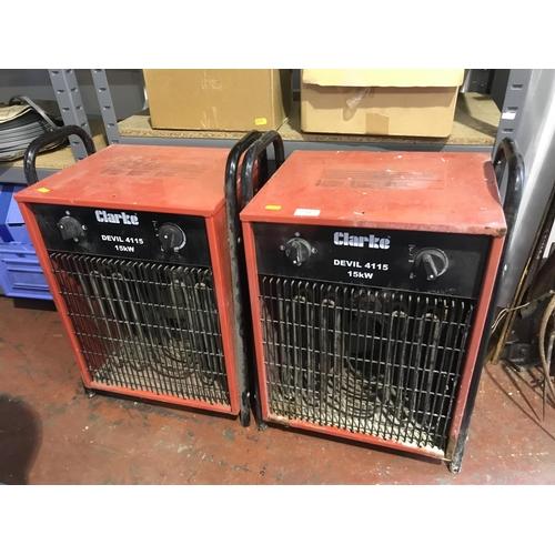 11 - 2 heaters...