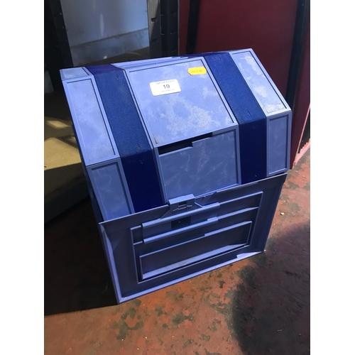 19 - Storage box...