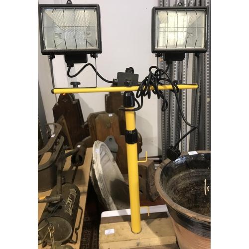 37 - Garage light fitting...